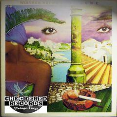 Vintage Weather Report Mr. Gone First Year Pressing 1978 US ARC/ Columbia JC 35358 Vinyl LP Record Album