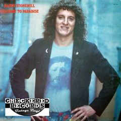 Vintage Randy Stonehill ‎Welcome To Paradise First Year Pressing 1975 US Solid Rock Records SRA 2002 Vintage Vinyl LP Record Album