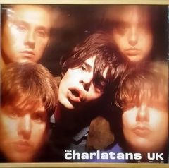 Vintage 1990 The Charlatans UK Promotional Poster