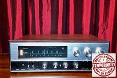 Vintage Sansui 3000A Stereo Receiver Stereo Tuner Amplifier
