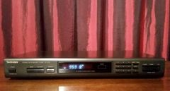 Technics ST-K55 Quartz Synthesised AM/FM Tuner