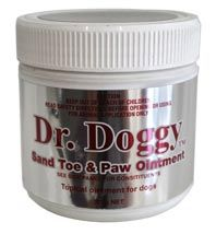 EQUIHEAL DR DOGGY SAND TOE & PAW OINTMENT 375G