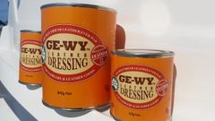 GE-WY LEATHER DRESSING