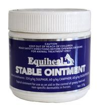 EQUIHEAL STABLE OINTMENT 375G