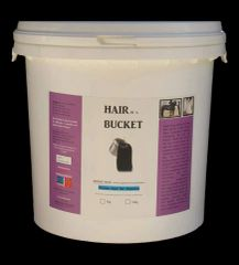 HAIR IN A BUCKET 2Kg, 3Kg, 10Kg