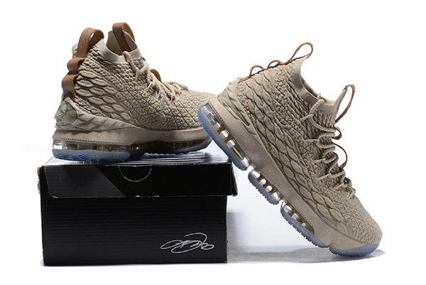 0aba00953de28 2018 Nike Lebron XV Brown - Basketball Shoes