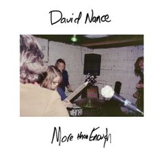 NANCE, DAVID: More Than Enough LP