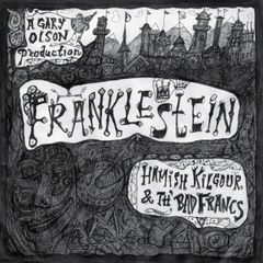 "KILGOUR, HAMISH: Franklestein LP and/or FUNK/FINK R'MxS 10""-Preorder"