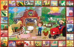 Farm Alphabet Placemat