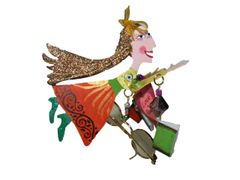 Book Lover Fanciful Flight