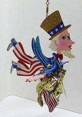 Uncle Sam Fanciful Flight