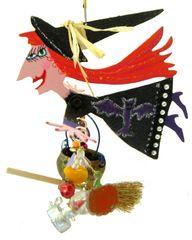 Witch Fanciful Flight (Batty Witch)