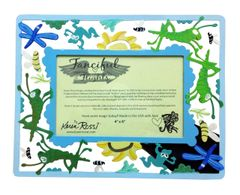 Spring Insect Frame