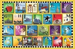 New York Alphabet Placemat