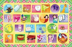 Baby Alphabet Placemat