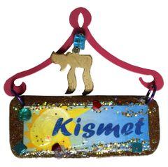Kismet Mini Plaque