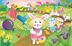 Easter Parade Placemat