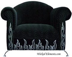 Flames Chair