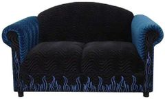 Flames Loveseat