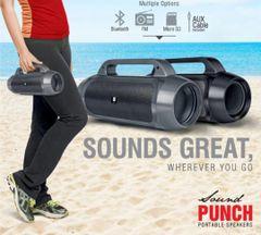 Iball BT speaker sound punch
