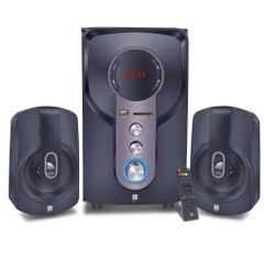 iBall Hi- Bass 2.1 Computer Multimedia Speaker