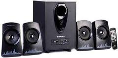 Zebronics FEEL-BTRUCF 4.1 Multimedia Speaker