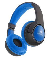 Zebronics Tarang Wireless with Mic Bluetooth Headphone - Blue