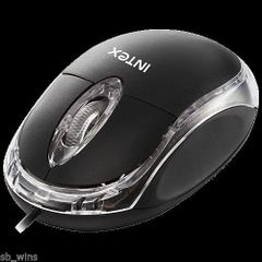 Intex Fast Optical USB Mouse