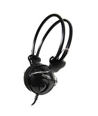 Zebronics Pleasent Over Ear Wired Headphones With Mic