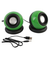 TECHON TO-066 2.0 Speakers - Green