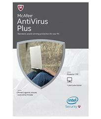 McAfee Antivirus Latest Version ( 1 / 1 ) CD