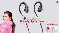Iball musi gearplay bt2 wireless earphone