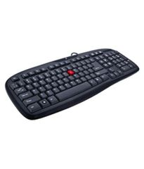 iBall Winner USB 2.0 Keyboards (Black) With Wire
