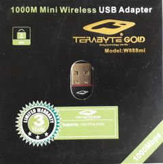 Terabyte 1000 M Wifi Adapter
