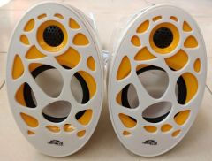 Terabyte TB-053 2.0 Speakers - Yellow