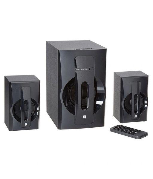 iBall Tarang 2.1 Lion BT 2.1 Multimedia Speakers - Black
