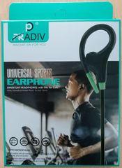 Pradiv Universal Sports Earphone