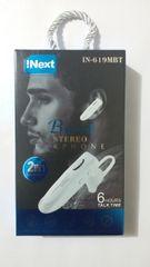 iNext Bass Stereo Earphone (Bluetooth)