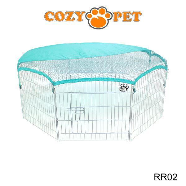 Cozy Pet 8 Sided Rabbit Run | Cozy Pet Ltd