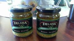 Balsamic Pesto
