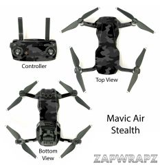 DJI Mavic Air Stealth