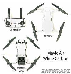 DJI Mavic Air 3M White Carbon