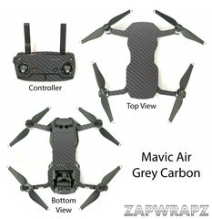 DJI Mavic Air 3M Grey Carbon