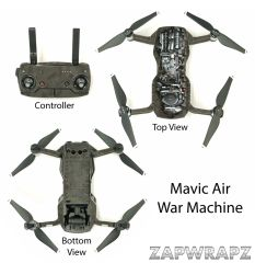 DJI Mavic Air War Machine