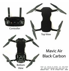 DJI Mavic Air 3M Black Carbon