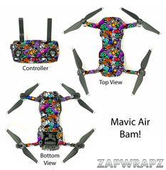 DJI Mavic Air bam!