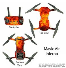 DJI Mavic Air Inferno
