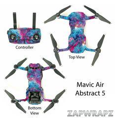 DJI Mavic Air Abstract 5