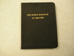 THE NOBLE KINGDOM OF HEAVEN