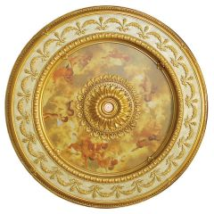 "Sistine Ceiling Medallion 63"" Diameter"